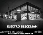 Logo Electro Beeckman BVBA