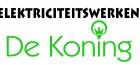Logo Elektriciteitswerken De Koning