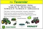 Logo Nv Tavernier  ~ Land- en tuinbouwtractoren /Machines