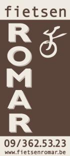 Logo Fietsen Romar