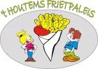 Logo 't Houtems frietpaleis